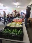 Fresh produce on show