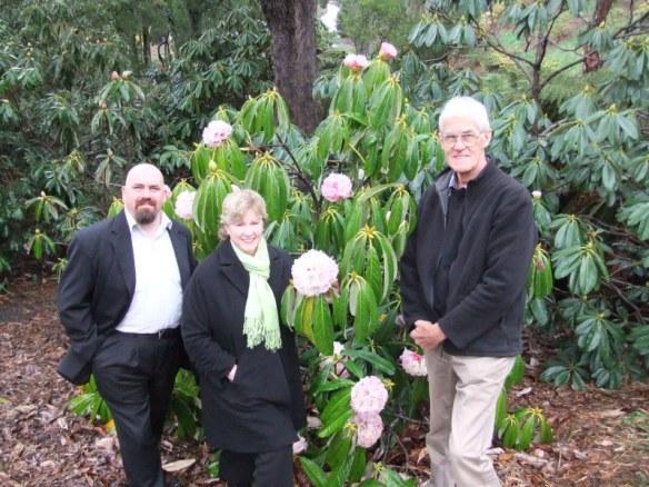 Rhodos in bloom with Scott Jordan and Maurice Kupsch