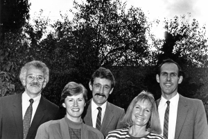 As one of the five independents elected to Tas Parliament in 1989, prior to the formation of Tasmanian Green Party